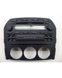 Stereo Radio Deck Face Plate