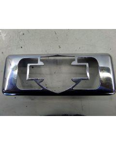 Oil Cooler Cover Trim Chrome