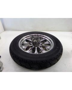 Front Wheel Chrome