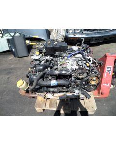 2L Twin Turbo Engine