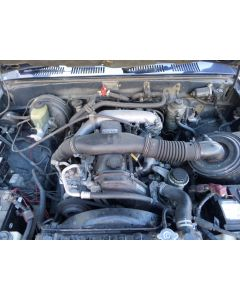 Engine Turbo Diesel 5 Speed Swap